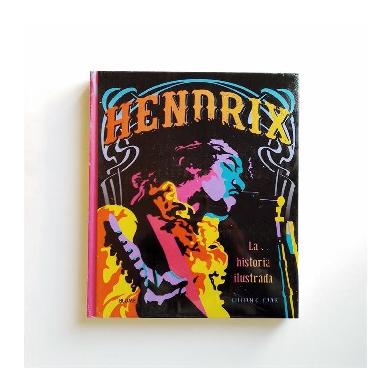La historia ilustrada de Hendrix
