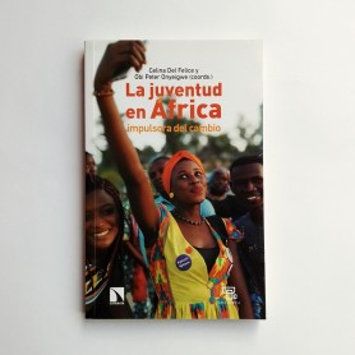 La juventud en Africa. Impulsadora del camino - Obi Peter Onyeigwe