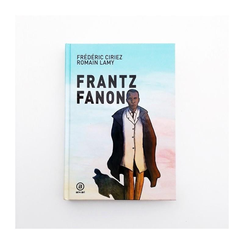 Frantz Fanon - Novela gráfica