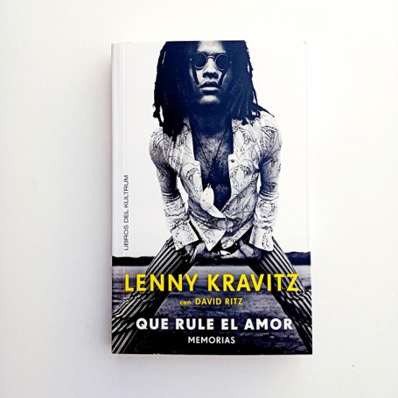 QUE RULE EL AMOR - LENNY KRAVITZ