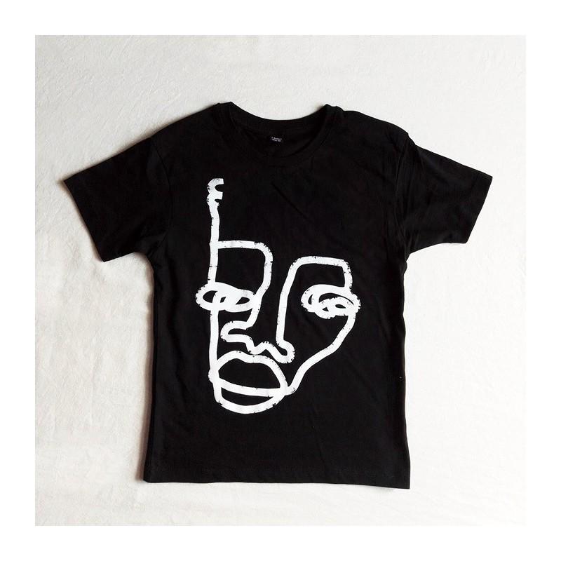 Camiseta Negra Niñxs