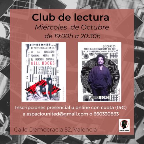 Club del libro Octubre