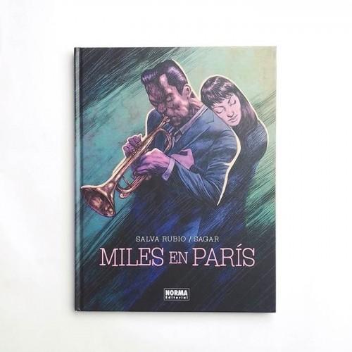 Miles Davis en París