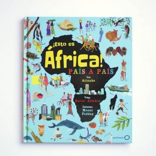 Esto es Africa. Pais a pais