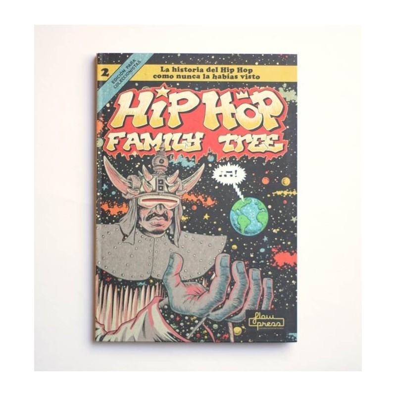 HIP HOP FAMILY TREE 2. La historia del hip hop como nunca la habías visto