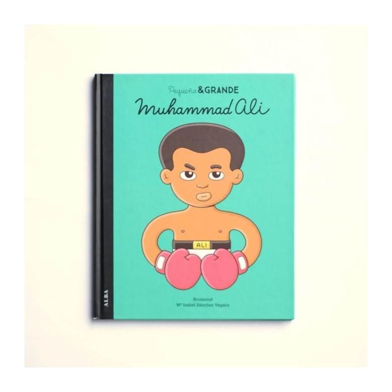 Pequeño y Grande Muhammad Ali