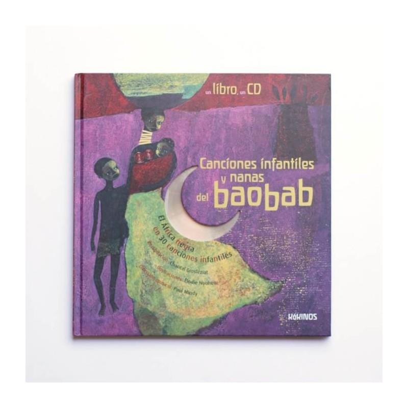 Canciones infantiles y nanas del baobab