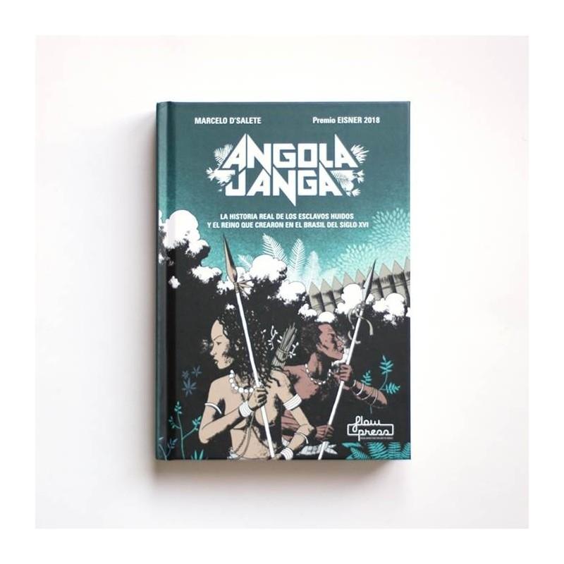 Angola Janga - Marcelo D'Salete
