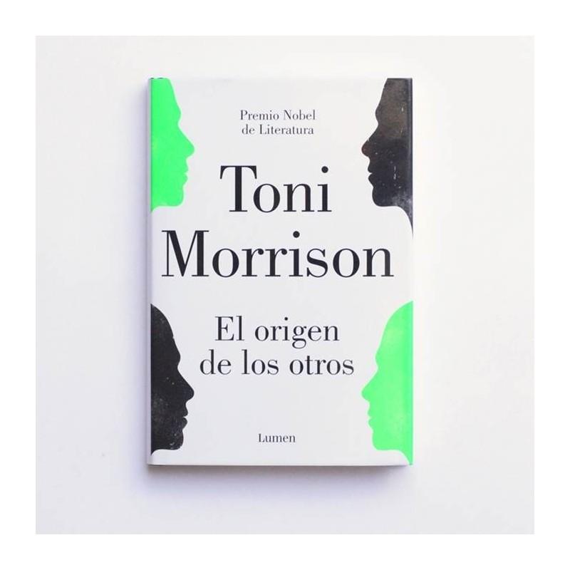 El Origen de los otros -Toni Morrison