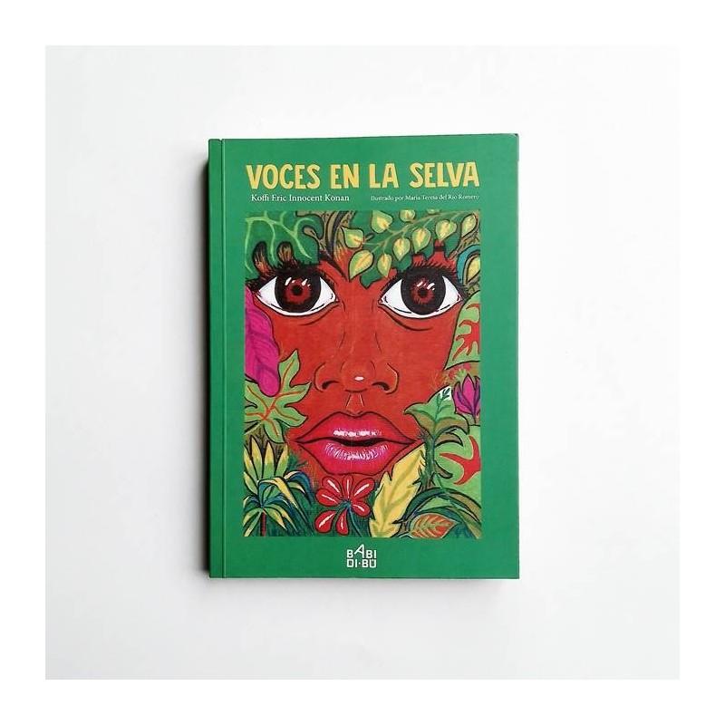 Voces en la selva - Koffi Eric Innocent Konan