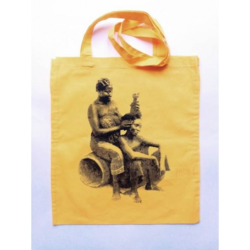 BOLSO - SISTERHOOD amarillo
