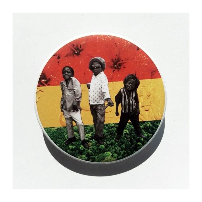 RASTAFARI ETIOPIA JAMAICA CIMARRON