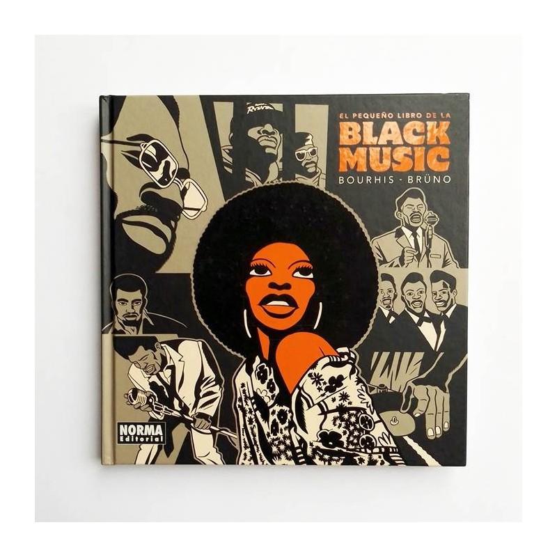 Pequeño libro de la Black Music - Bourhis - Brüno