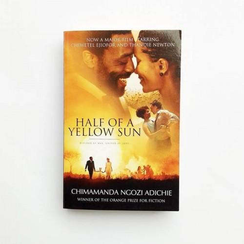 Half of a Yellow sun - Chimamanda Ngozi Adichie ENG
