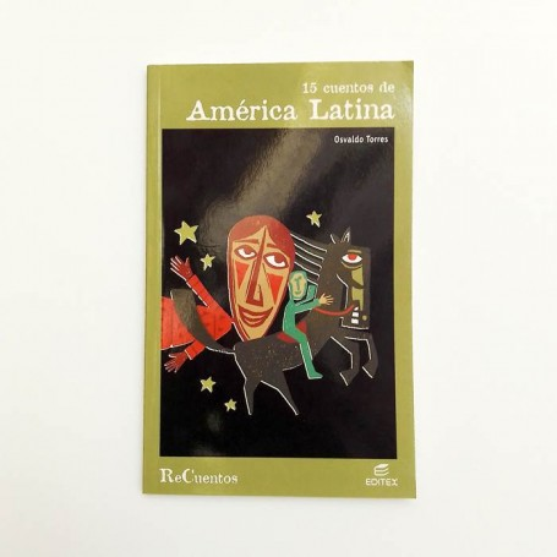 15 cuentos de America Latina