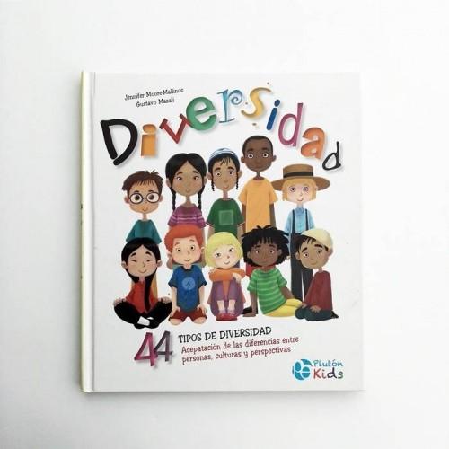 Diversidad. 44 Tipos de Diversidad. Aceptación de las diferencias entre personas, culturas y perspectivas.