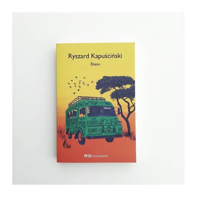Ébano - Ryszard Kapuscinski - United Minds