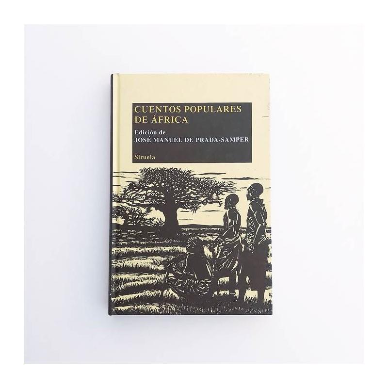 Cuentos populares de áfrica - Prada Samper, José Manuel