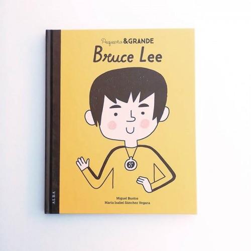 Pequeño & Grande Bruce Lee