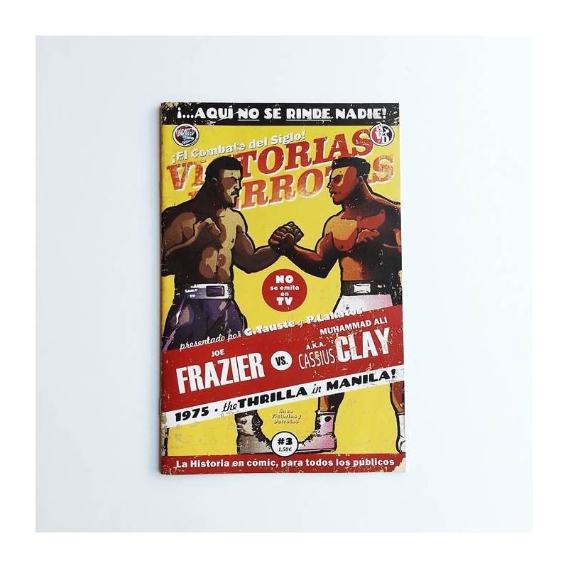 El combate del Siglo - Frazier vs Clay