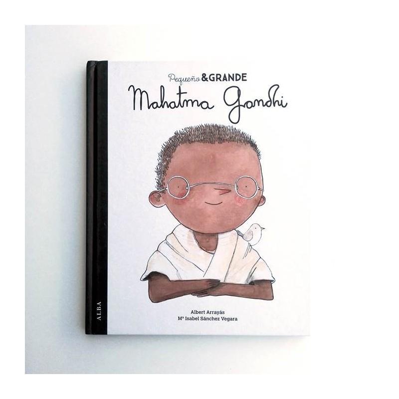 Pequeño y Grande Mahatma Gandhi