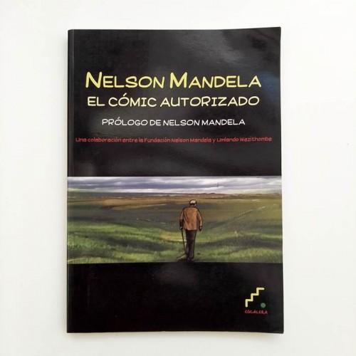Nelson Mandela. El cómic autorizado