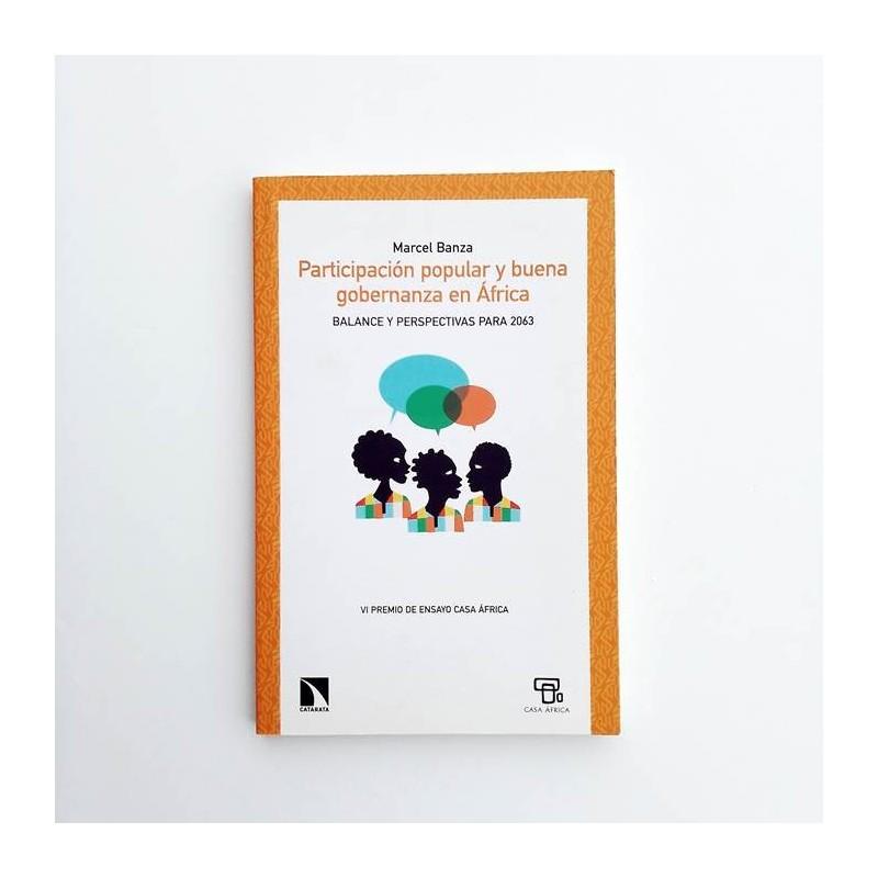 Participación popular y buena gobernanza en África - Marcel Banza