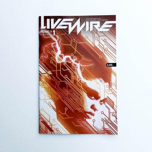 LiveWire 1 - Vita Ayala