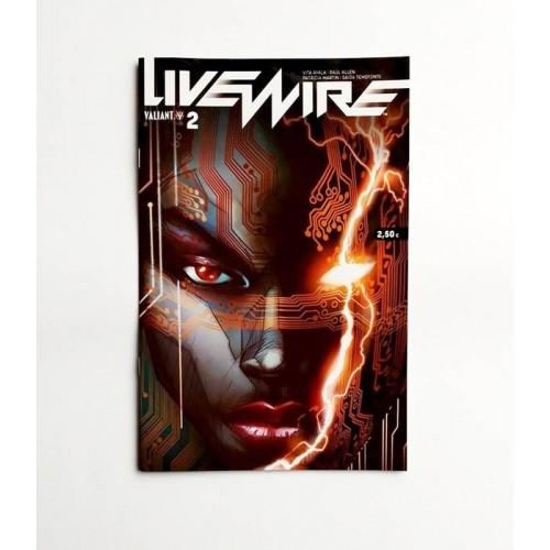 LiveWire 2 - Ayala Vita