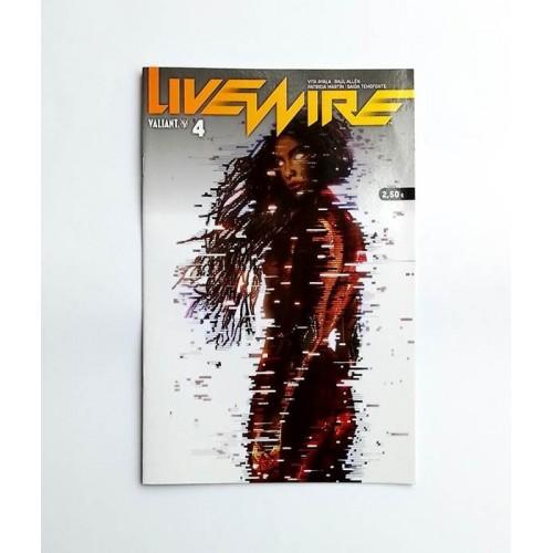 LiveWire 4 - Ayala Vita