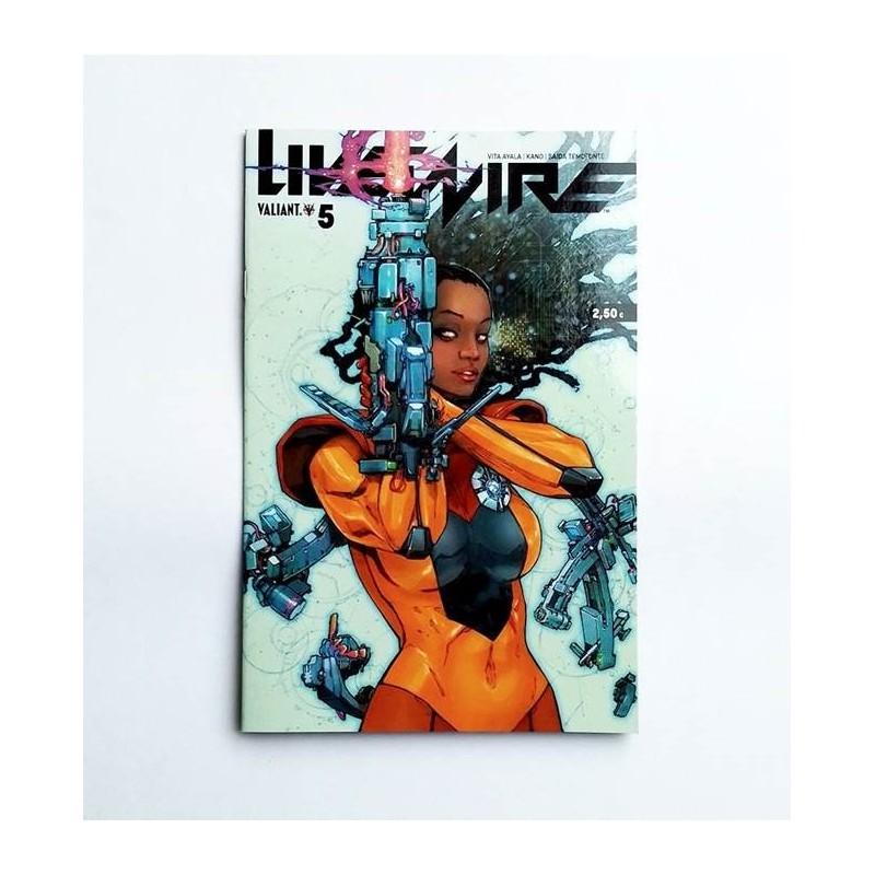LiveWire 5 - Ayala Vita
