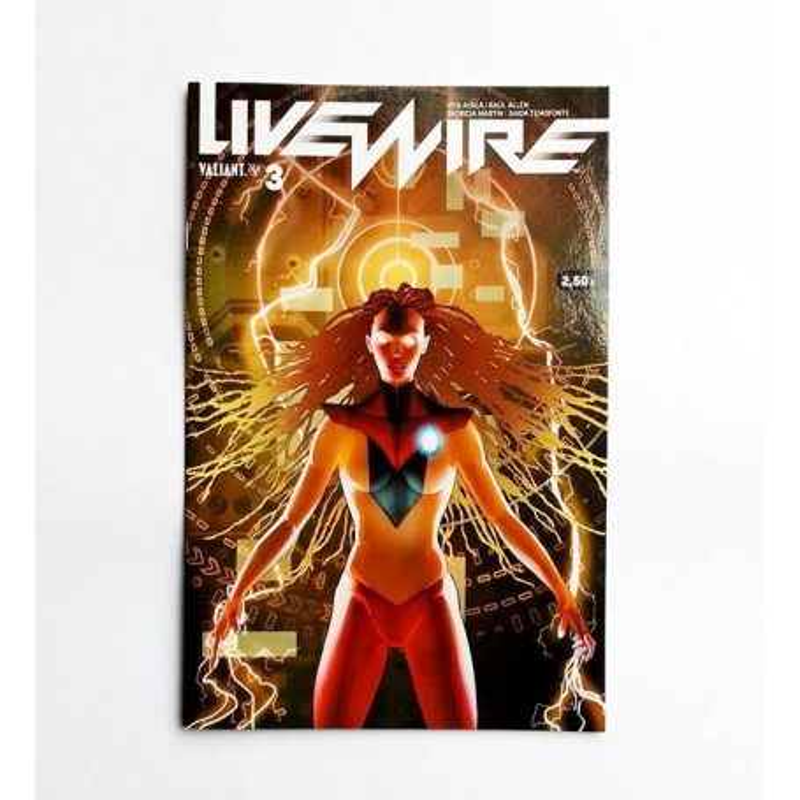 LiveWire 3 - Ayala Vita