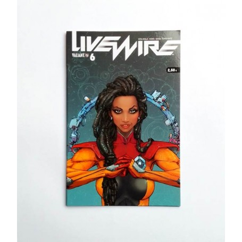 LiveWire 6 - Ayala Vita