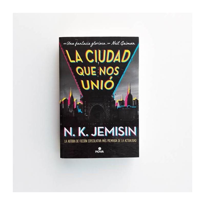 La ciudad que nos unió - N.K. Jemisin - United Minds