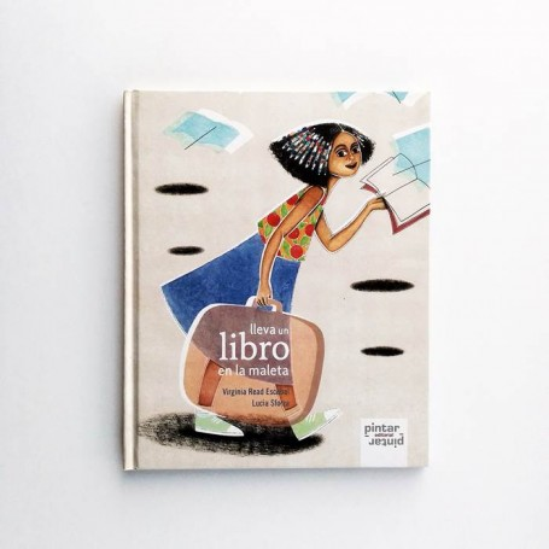 Lleva un libro en la maleta