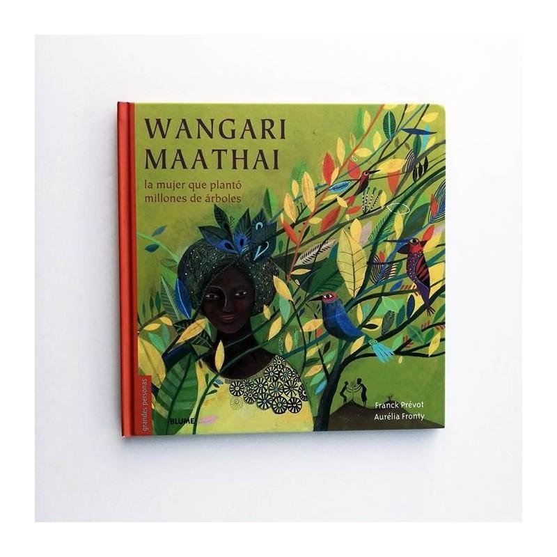 Wangari Maathai. La mujer que plantó millones de árboles - United Minds
