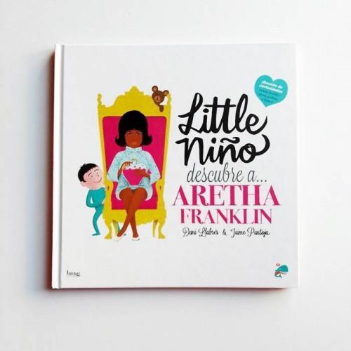 Little niño descubre a... Aretha Franklin