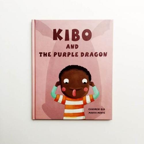 Kibo and the purple dragon