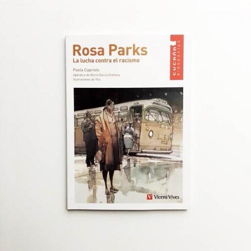 Rosa parks. La lucha contra el racismo