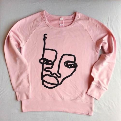 Sudaderas by Mackandal - Mujer Soft Pink