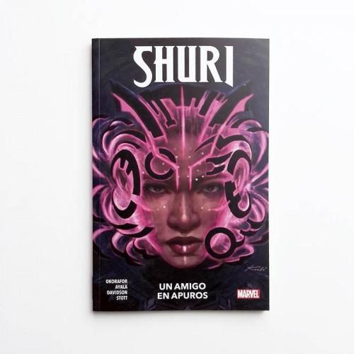 Shuri 2 Un amigo en apuros
