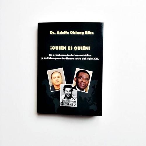 ¡Quien es quien! - Dr. Adolfo Obiang Biko