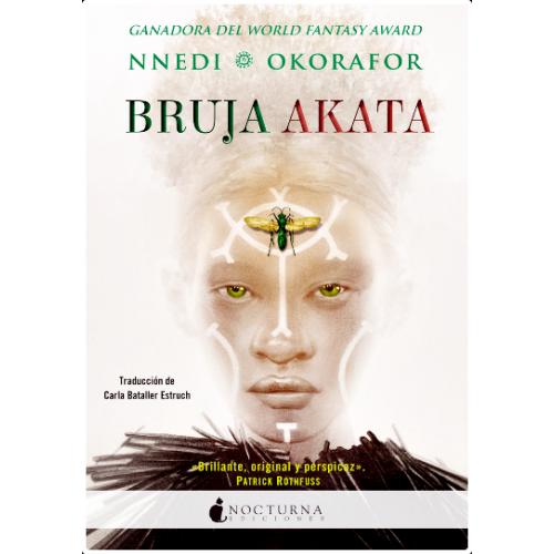 Bruja Akata - Nnedi Okorafor