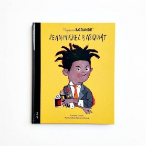 Pequeño y grande Jean Michel Basquiat