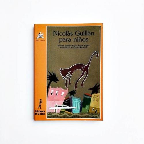 Nicolas Guillen para niños