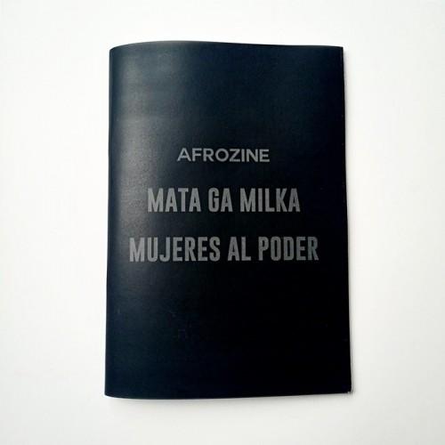 Afrozine - Mata Ga Milka Mujeres Al Poder