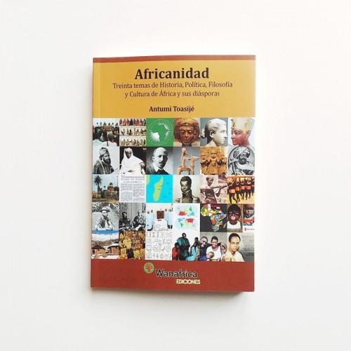 Africanidad. Treinta temas de Historia, Política, Filosofía y Cultura de África y sus diásporas - Antumi Toasijé