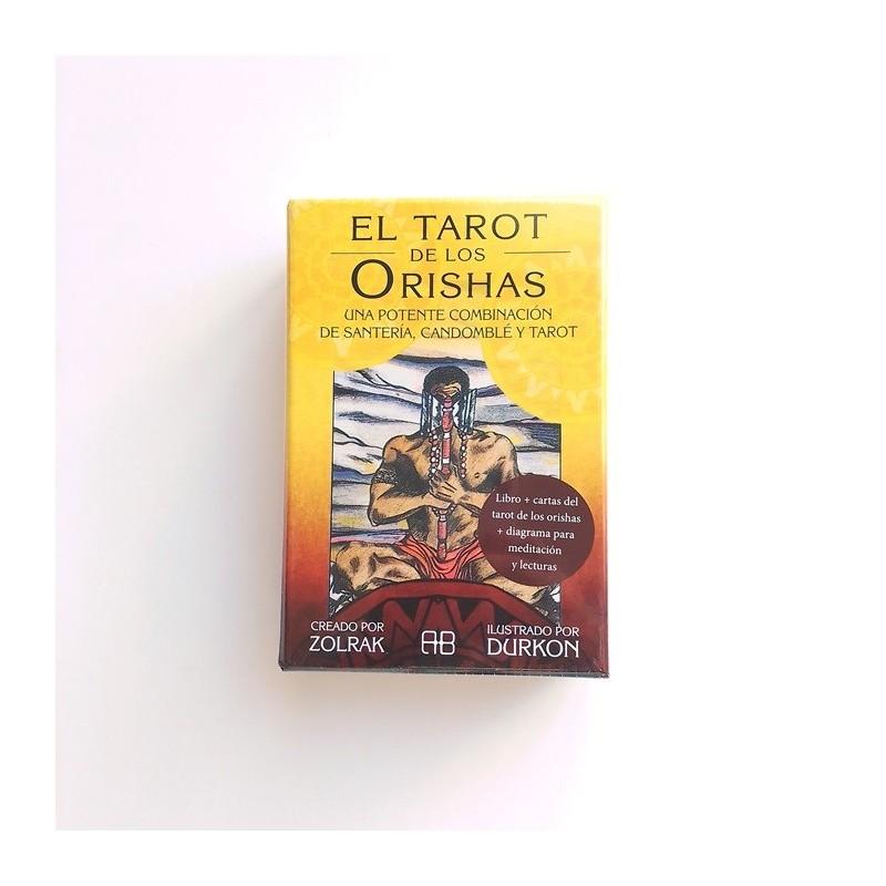 El Tarot de los Orishas. Una potente combinación de Santería, Candomblé y Tarot