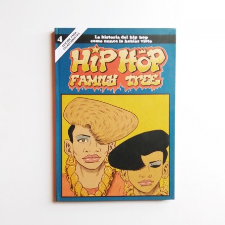 Hip Hop Family Tree 4 - United Minds
