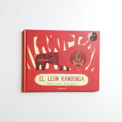 El león de Kandinga - Bonifacio Ofogo